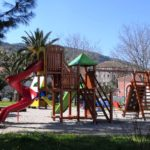 Holiday House Oleas Stari Grad Hvar childrens playground