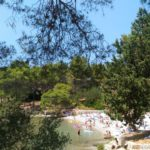 Holiday House Oleas Stari Grad Hvar beach impressions vacation in Croatia