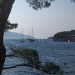 Holiday House Oleas Stari Grad Hvar sea impressions for your vacation in Croatia