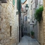 Holiday House Oleas Stari Grad Hvar street impressions for your vacation in Croatia