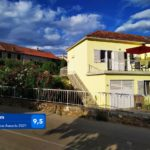 Holiday House Oleas Stari Grad Hvar house front view vacation in Croatia